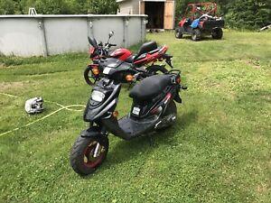 PGO Big Max Scooter
