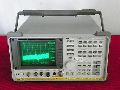 Keysight 8565e Spectrum Analyzer 30hz-50ghz Opts 006 W85620a Keysight Nist