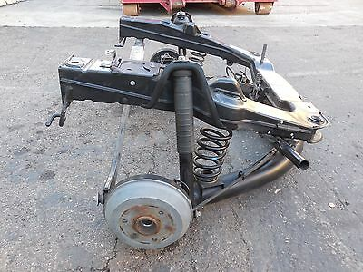 Smart Car Fortwo Passion Pure 2008 2015 Oem Complete Rear Subframe Amp Suspension Ebay