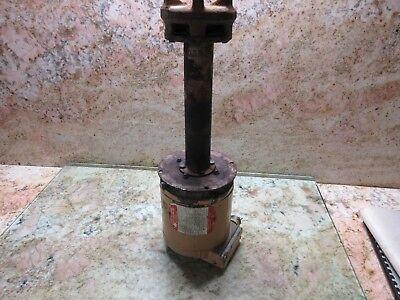 The Ruthman Cnc Mill Oil Coolant Pump Motor 34-4162-231 48yz 9025-xl Gusher