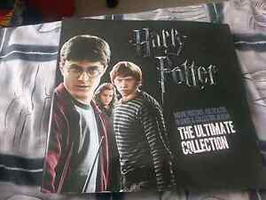 Harry Potter the ultimate collection fan book Moorabbin Kingston Area Preview