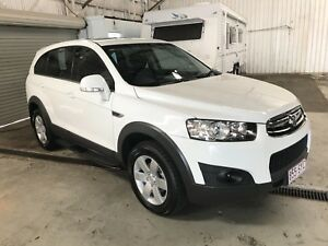 2013 Holden Captiva SX (FWD) 7 SEATER Wagon Bungalow Cairns City Preview