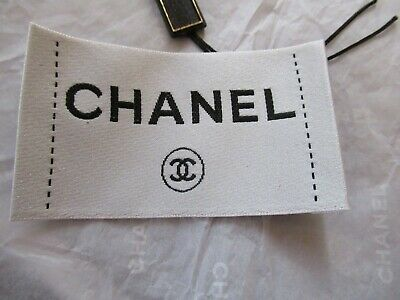 CHANEL for Clothing  Designer  Tag LABEL Replacement Sewing Accessories 2 (Designer For Chanel)
