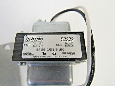Mars 50302 Control Transformer 40 Va 120v To 40v 3-way W Mounting Foot Plate N