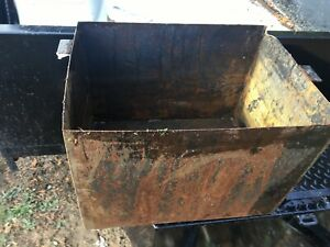 Heavy Duty Metal Box/Different Projects