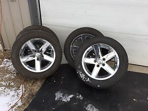 "20"" dodge rims and tires"