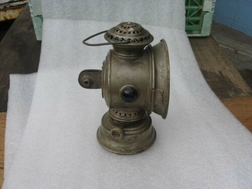 RARE OLD STERLING MFG CO NY BICYCLE LAMP LIGHT