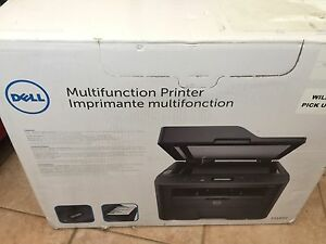 Dell E514dw  multifunction laser printer brand new