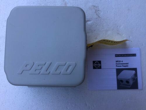 Pelco WCS1-4 Environmental Power Supply [CT-SA]