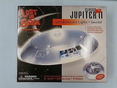 1998 Lost in Space Jupiter II  playset Trendmaster Mint in factory sealed box