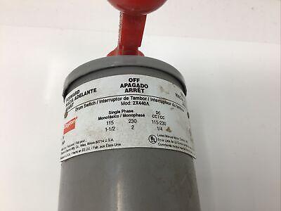 Dayton Drum Switch 2x440a Craftsman Atlas 10 12 Metal Lathe. Tested Works