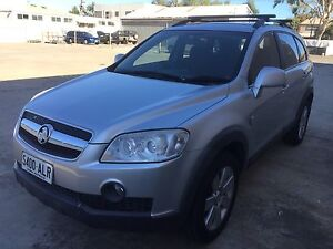 Holden Captiva 2008 7 seater leather Albert Park Charles Sturt Area Preview
