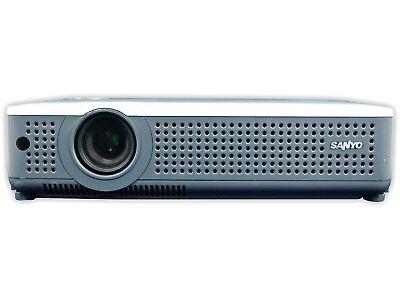 Plc Xu75 Projector (Sanyo PLC-XU75 LCD Projector 2500 Lumens HDMI-adapter HD 1080i w/Accessories)