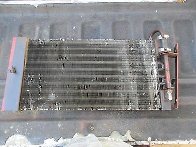 1972 International 1466 Diesel Farm Tractor Hydraulic Oil Cooler Free Shipping