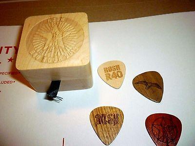 Rush 2015 Tour R40 Guitar Picks NEW!!!