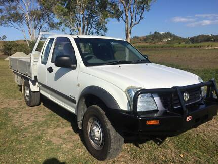 2003 Holden Rodeo Space Cab Automatic 4 seater Habana Mackay Surrounds Preview