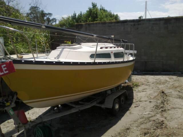 Sunmaid 20 Trailer Sailer Sail Boats Gumtree Australia