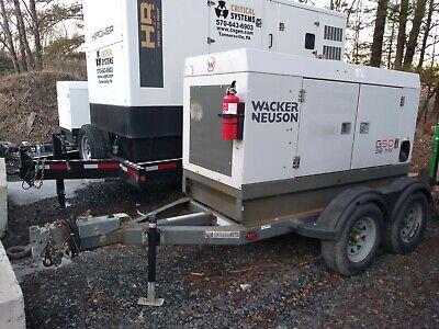Wacker Generator G50 Diesel