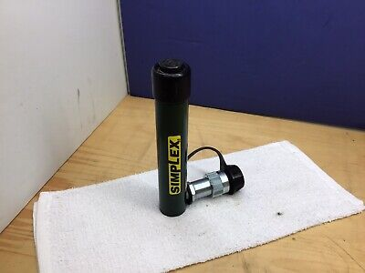 Simple R55 Rc55 5 Ton 5.13 Stroke Sa Spring Return Hydraulic Cylinder New