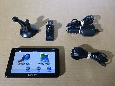 "GARMIN nüvi 2555LM N.America 5"" Vehicle GPS Navigator ~ Life Maps 2021 Updated"