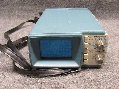 Tektronix 213 Dmm Portable Miniature Compact Mini Industrial Oscilloscope Parts