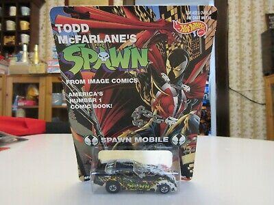 Hot Wheels Pontiac Firebird Trans Am Funny Car Todd McFarlane's Spawn 1:64