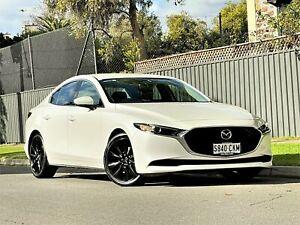 2019 Mazda 3 BP2SLA G25 SKYACTIV-Drive GT White 6 Speed Sports Automatic Sedan Hyde Park Unley Area Preview