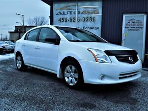 Nissan Sentra 2010 ***AIR CLIMATISE,GROUPE ELECTRIQUE***