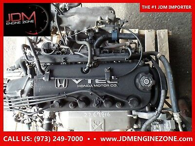 1998 Suzuki Oasis 2.3L F23A SOHC VTEC JDM Engine w Free Shipping for sale  Clifton