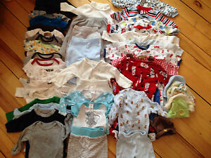 Boys clothing 0-3 months