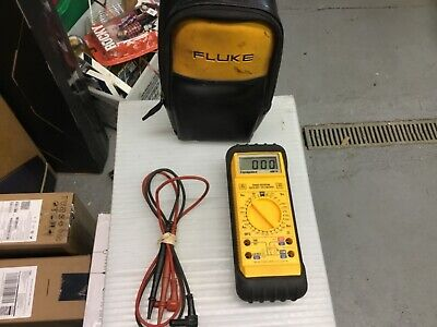 Fieldpiece Hb74 Multimeter With Case Free Shipping