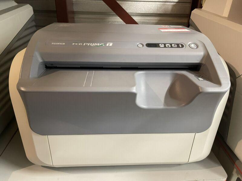 Fuji Prima T w/FDX Workstation 2012