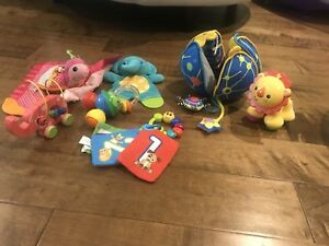 Infant baby Toy Lot