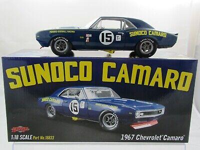 Chevrolet Trans AM CAMARO z//28 Sunoco Racing-Mark Donohue-GMP 1:18-18833