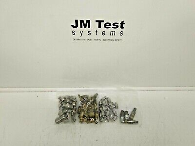 Lot Of Various Test Fittings Br