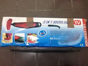 3 in 1 steam mop Waratah West Newcastle Area Preview
