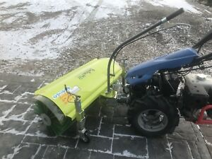 "BCS 48"" Compatible Sweeper Attachment"