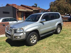 Toyota Landcruiser Prado GXL 2003 Mount Pleasant Melville Area Preview