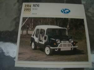 mini cooper 1979 repair service manual