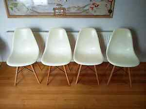white eames replica chairs north melbourne melbourne city preview