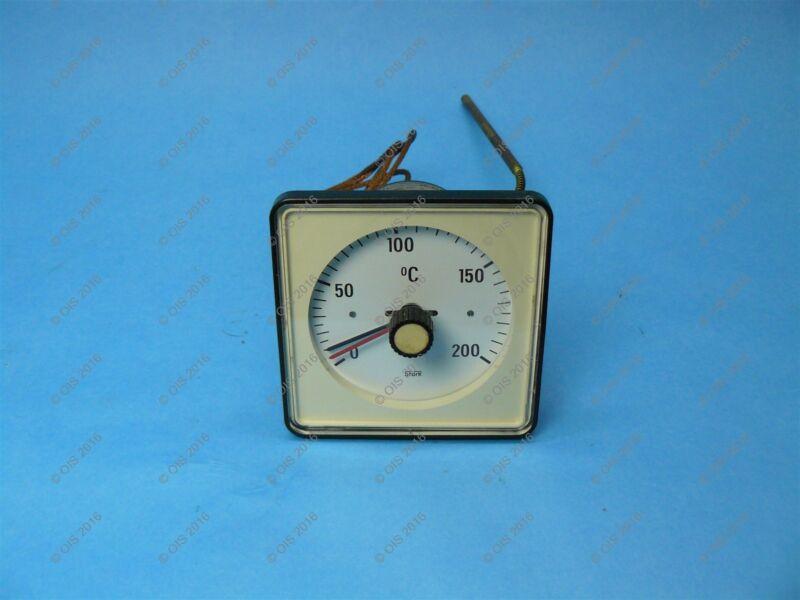 Stork SC15960K105-0 Combistat Mechanical Temperature Regulator 0-200° C #217497