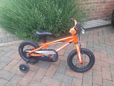 "Specialized Hotrock 12"" wheel kid's bike - orange"
