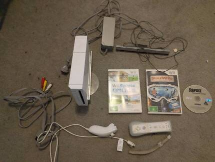 Nintendo Wii Console and games For Sale