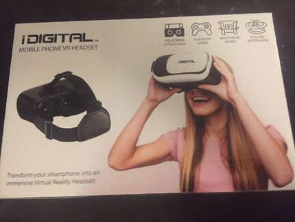 idigital mobile phone vr headset