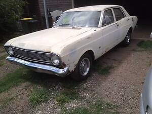 1968 Ford Falcon Sedan Malmsbury Macedon Ranges Preview