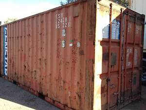 20' Damaged Container - $1725 including GST Albury Albury Area Preview