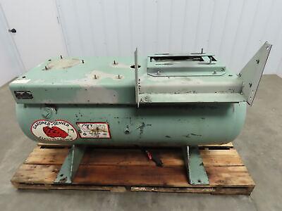 Gardner Denver Electra Screw 25 Hp Air Compressor Tank 100 Gallon Wbase 125psi