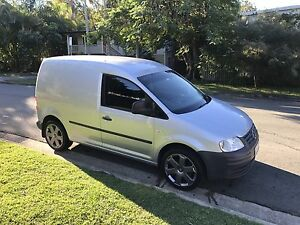 VW Caddy Van 2007 Clontarf Redcliffe Area Preview