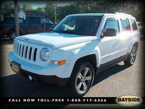 2015 Jeep Patriot HIGH ALTITUDE 4X4 LEATHER SUNROOF