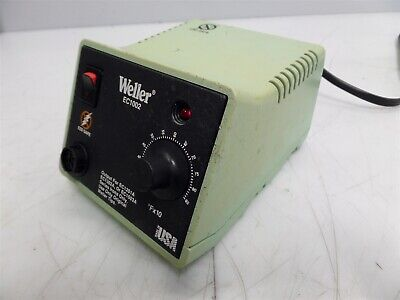 Weller Ec1002 Soldering Station Power Unit